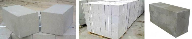 Блоки бетонные 400х200х200