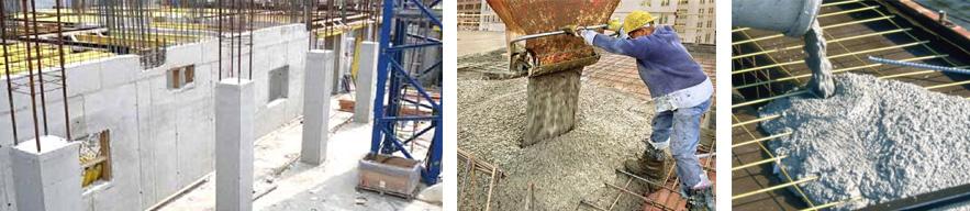 Марка бетона и прочность