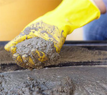Пропорции и расход бетона для фундамента