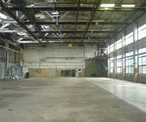 Выбор производственной площади