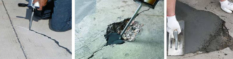 Можно ли провести ремонт бетонного пола своими руками