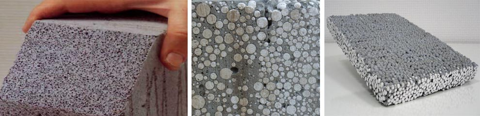 Что такое легкий бетон