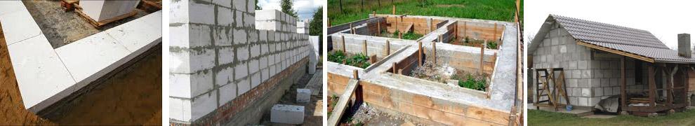 Баня из газобетона: типовой проект, возведение своими руками, отзывы, фото