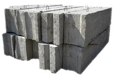 Блоки фундаментные железобетонные