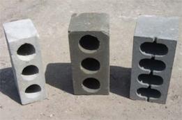 Блоки шлакобетона