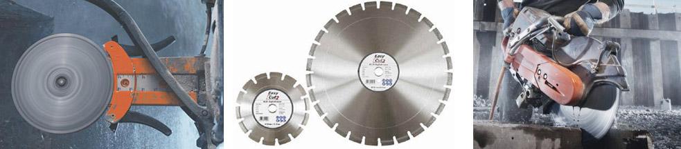 Как выбрать алмазный диск по бетону