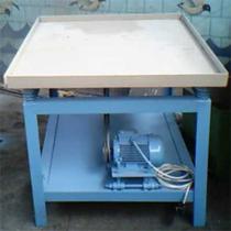 Оборудование для производства керамзитобетонных блоков — вибростанок и вибростол