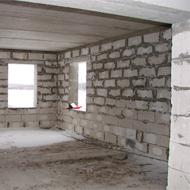 Определение плотности блоков пенобетона для несущих стен