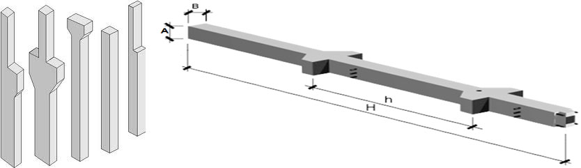 Размеры жби колонн