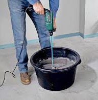 Расход цемента на штукатурку стен