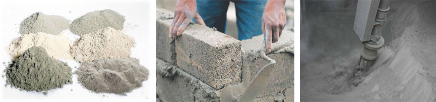 Расширяющийся цемент – свойства, области применения