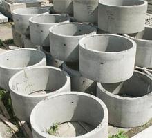 Стоимость железобетонных колец для колодцев