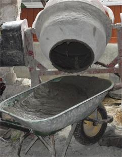 Стоимость цементно-песчаного раствора