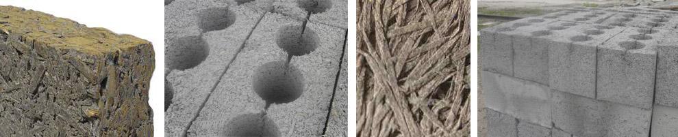 ЦСП и цементно-стружечные блоки