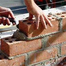 Цементный раствор для кирпичной кладки