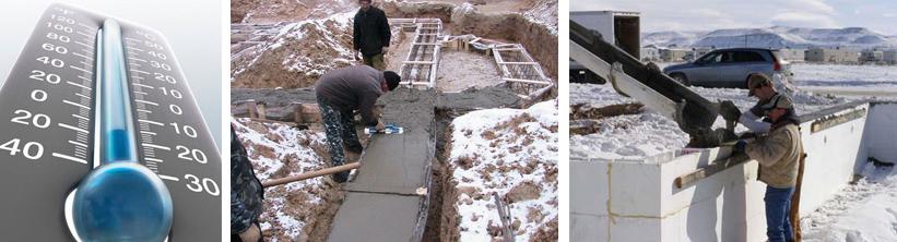 Что такое морозостойкий бетон