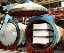Автоклавная технология производства газобетона