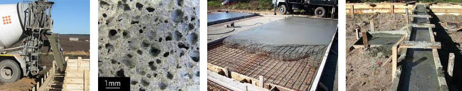 Марки и класс бетона