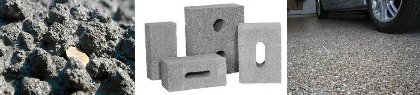 Мелкозернистый (песчаный) бетон