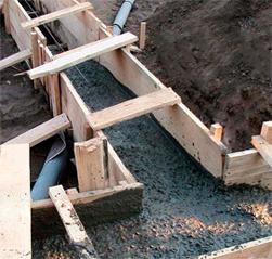 Опалубку из досок можно построить самостоятельно