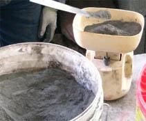 цены на сухой бетон