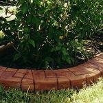Бордюры для газонов и клумб на дачном участке