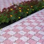 Габариты современной тротуарной плитки
