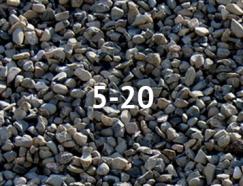 Гранитная крошка 5-20мм