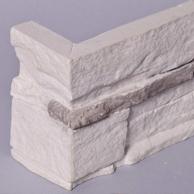 Декоративный угловой кирпич
