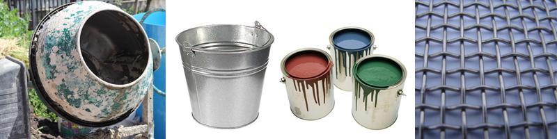 Изготовление щебня декоративного своими руками