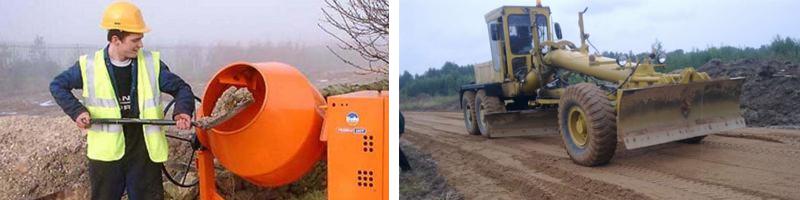 Использование речного песка в строительстве