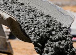 Как вариант - используем бетон