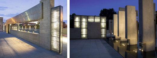 Как получить полупрозрачный бетон своими руками в домашних условиях