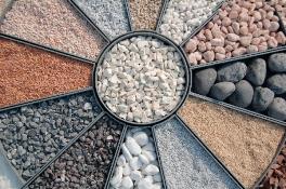 Компоненты, составляющие бетонную смесь для производства плиток