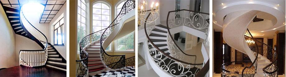 Лестницы из монолитного бетона