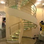 Лестничные конструкции из монолитного бетона