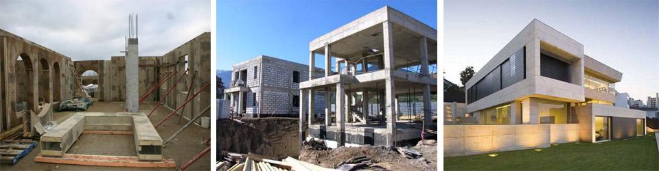 Монолитная технология строительства каркасных домов