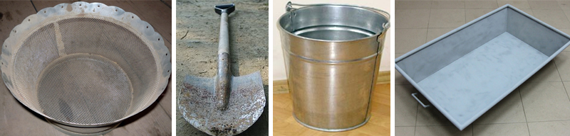 Оборудование для приготовления раствора