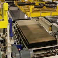 Производство плит из фиброцемента