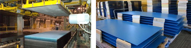 Производство плит фиброцементных