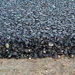 Состав и способ приготовления черного щебня