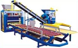 Станок для вибропрессования бетонной смеси