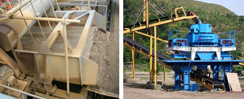 Технология очистки песка