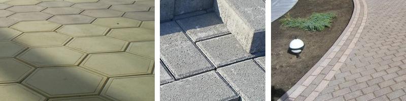 Фото бетонной брусчатки