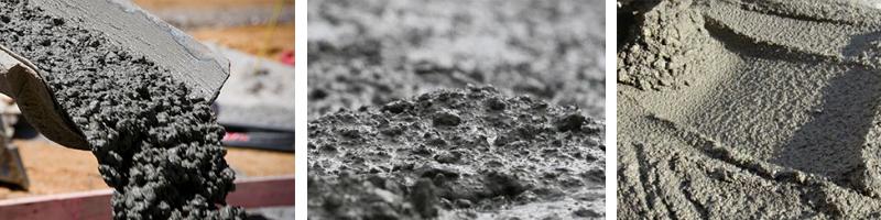 Фото бетонной смеси