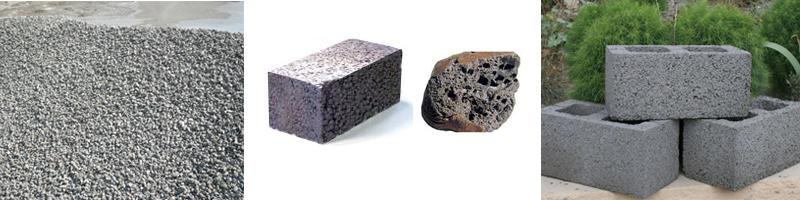 Фото блоков из керамзита