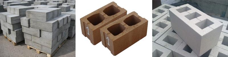 Фото строительных блоков