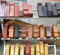 Клинкерный строительный материал