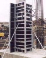 Разборно-переставная конструкция для колонн