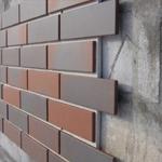 Cтеновые панели, имитирующие строительный кирпич